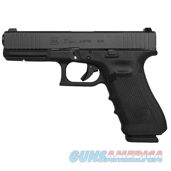 Glock 17 Gen4 9Mm 4.49 Front Serrations 10Rd PG1750431FS  Guns > Pistols > G Misc Pistols
