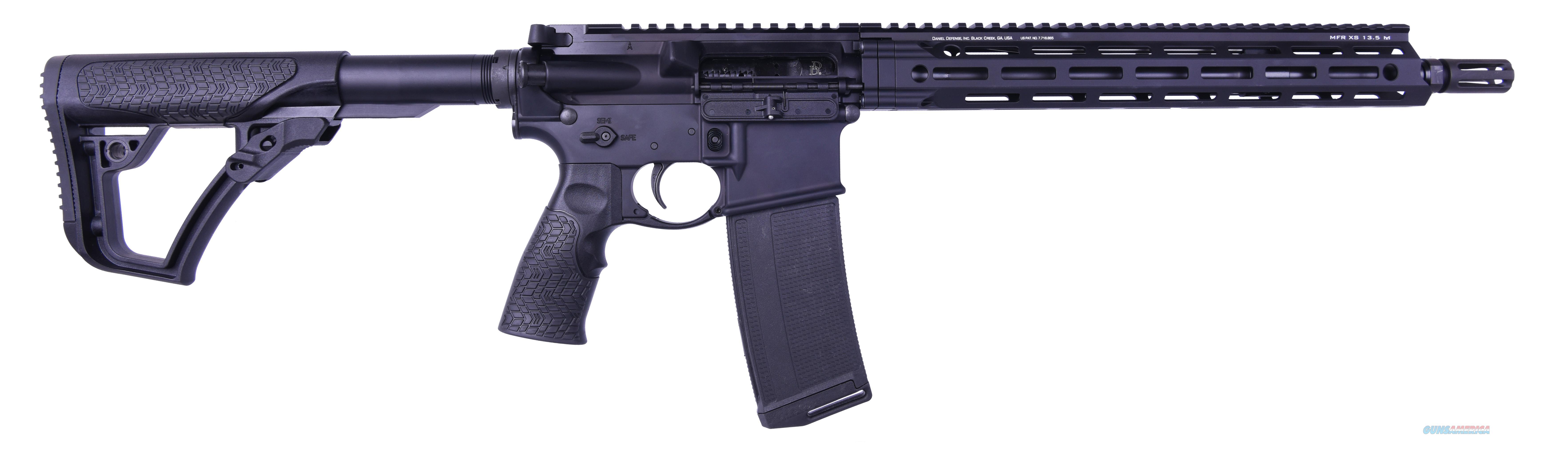 "Daniel Defense Ddm4v7 Slw 5.56 14.5"" 30Rd 02-128-15049-047  Guns > Rifles > D Misc Rifles"