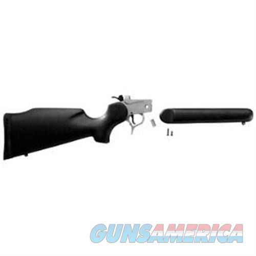 T/C Arms 08028770 G2 Contender Stainless Steel Black Black Synthetic 08028770  Guns > Rifles > TU Misc Rifles