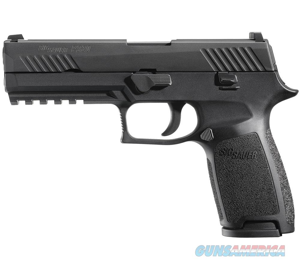 "SIG SAUER P320 9MM 4.7"" 17RD 320F-9-B  Guns > Pistols > Sig - Sauer/Sigarms Pistols > Other"