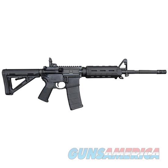 Bushmaster Moe M4 223Rem Blk 16 Mbus Sights Tele 30Rd 90291  Guns > Rifles > B Misc Rifles