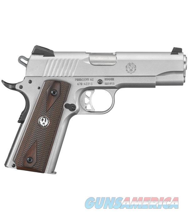 Ruger Sr1911 Comdr 45Acp 4.25 6702  Guns > Pistols > R Misc Pistols
