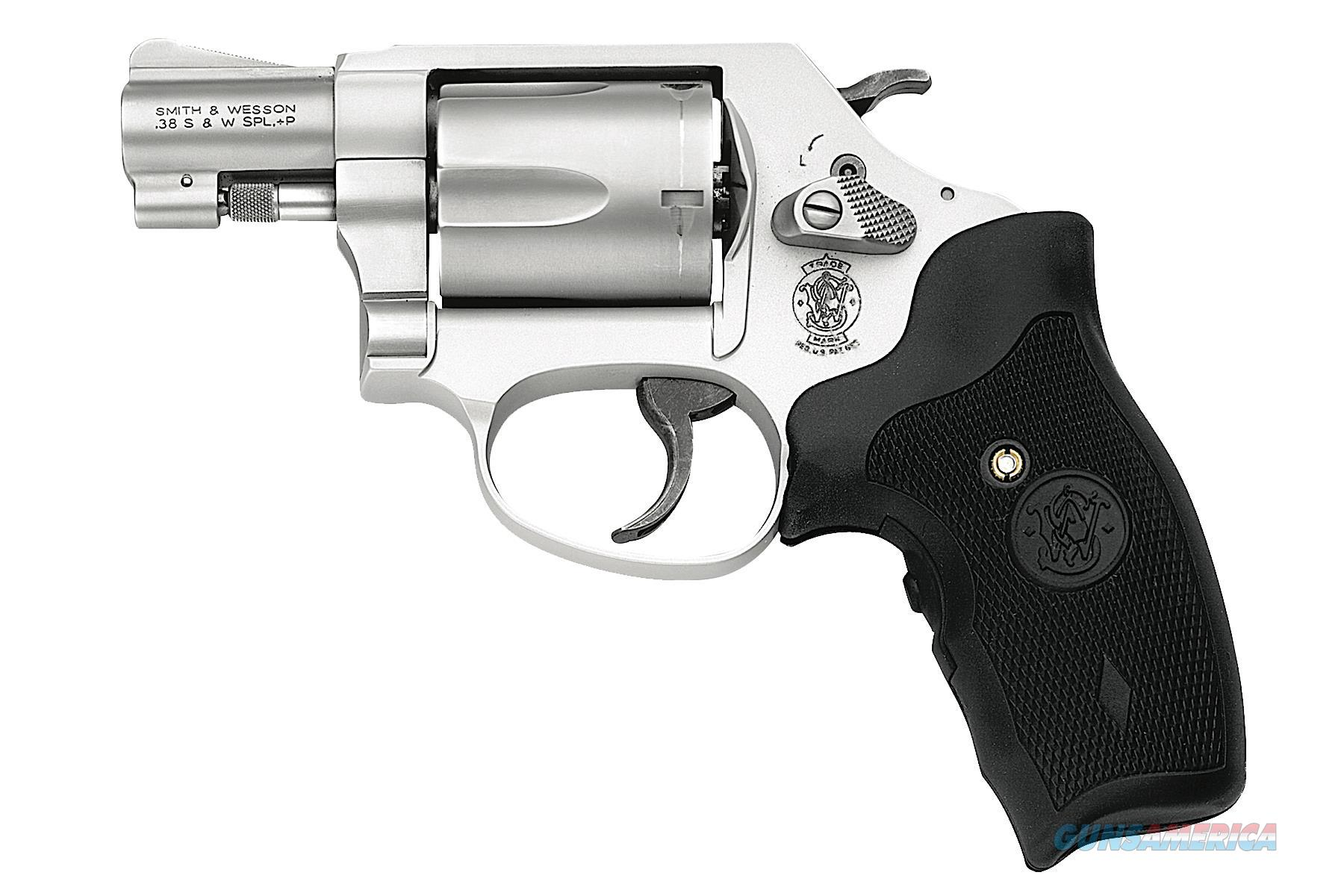 Smith & Wesson Mod 637 Chfs Spl 38Spl+P 163052  Guns > Pistols > S Misc Pistols