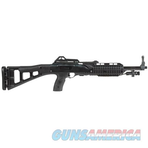 "Hi-Point 995Lazts 995Ts Carbine Semi-Automatic 9Mm 16.5"" 10+1 With Laser Polymer Skeleton Black Stck Black 995TS LAZ  Guns > Rifles > H Misc Rifles"
