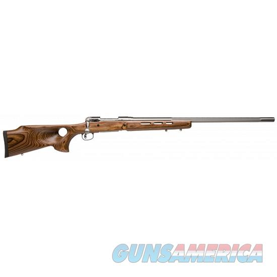 "Savage 18516 12 Btcss Bolt 223 Rem 26"" 4+1 Laminate Thumbhole Brown Stk Stainless Steel 18516  Guns > Rifles > S Misc Rifles"