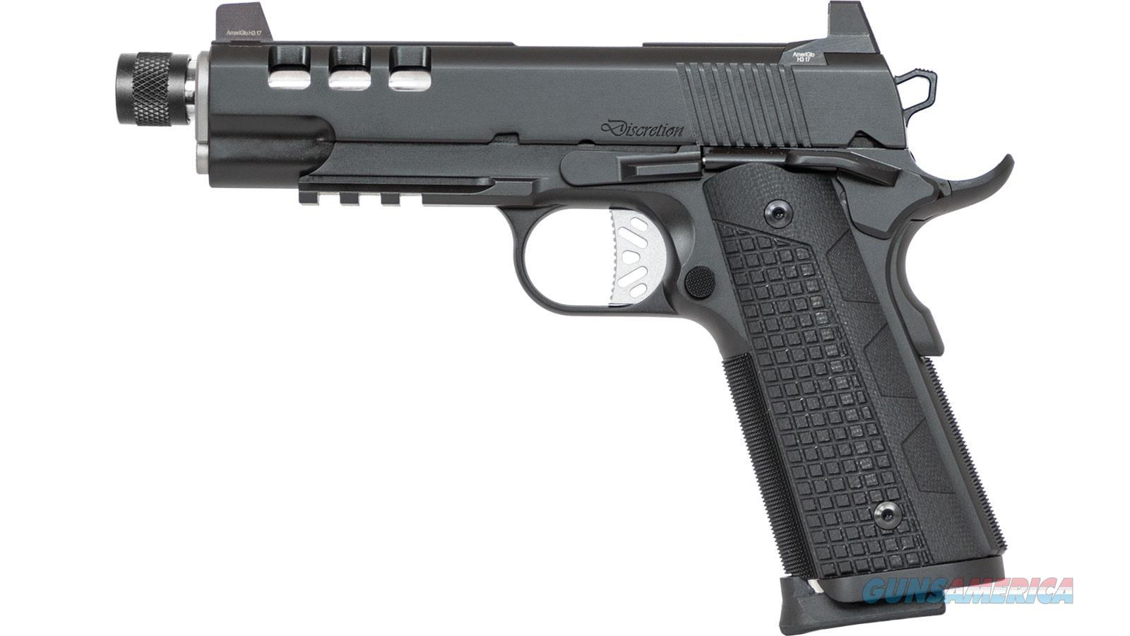 Czusa Dw Discretion 45Acp 8Rd 01887  Guns > Pistols > C Misc Pistols