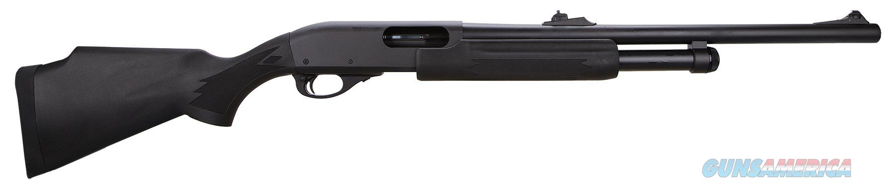 REMINGTON 870 EXP DEER 12/20 BLK 25097  Guns > Shotguns > Remington Shotguns  > Pump > Hunting