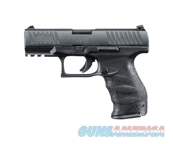 "WALTHER ARMS PPQ M2 9MM 4"" PISTOL BLACK 2796066  Guns > Pistols > Walther Pistols > Post WWII > P99/PPQ"