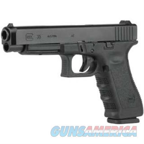 "Glock 35 40Sw 5.32"" B As        Prac/Tact 2/15 PI3530103  Guns > Pistols > G Misc Pistols"