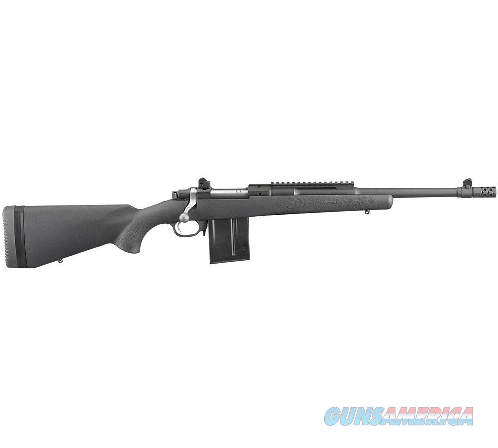"""Ruger Gunsite Scout Rh 308 16.1"""" 6830  Guns > Rifles > R Misc Rifles"""