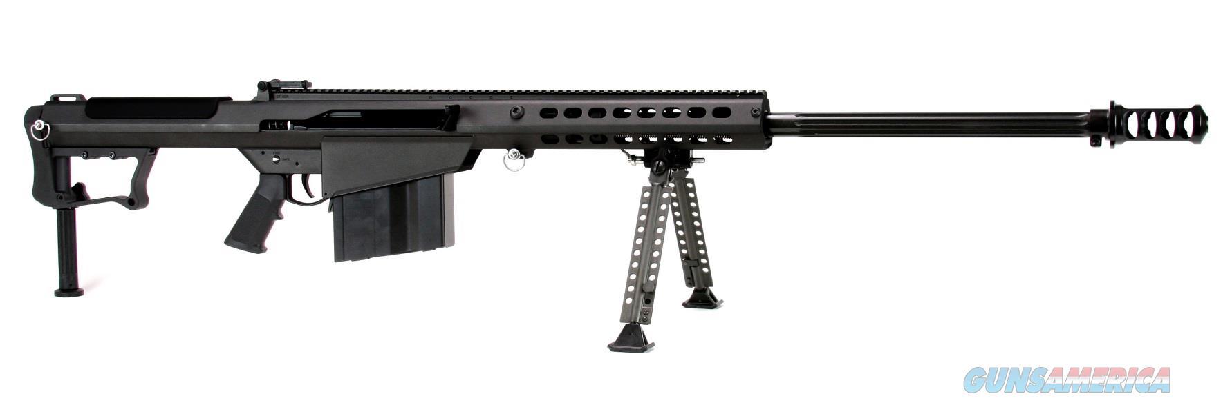 "M107a1 50Bmg Blk 29"" 10+1 14085  Guns > Rifles > Barrett Rifles"