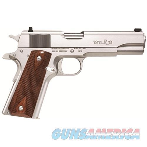 Remington Arms Co., Llc M1911 R1 45Auto 7Rd Stainless 96324  Guns > Pistols > R Misc Pistols