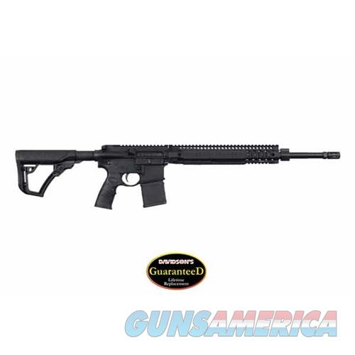 "Daniel Defense Mk12 5.56/18"" Blk 02-142-13175-047  Guns > Rifles > D Misc Rifles"