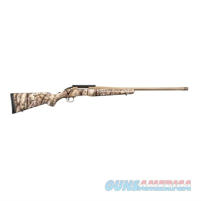 Ruger American Rifle~ With Go Wild~ Camo Stock 30-06 Sprg 26927  Guns > Rifles > R Misc Rifles