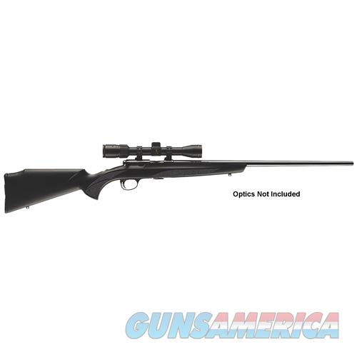 "Browning 025180204 T-Bolt Composite Target/Varmint Bolt 22 Winchester Magnum Rimfire (Wmr) 22"" 10+1 Synthetic Black Stock Blued 025180204  Guns > Rifles > B Misc Rifles"