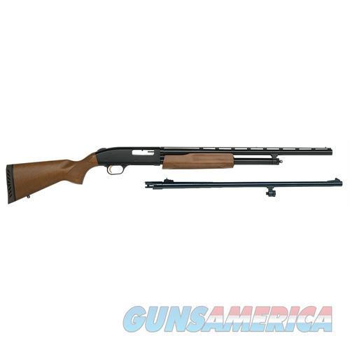 """Mossberg 54188 500 Youth Field/Deer Pump  20 Gauge 5+1 22""""/24"""" Wood Stock Blued 54188  Guns > Rifles > MN Misc Rifles"""