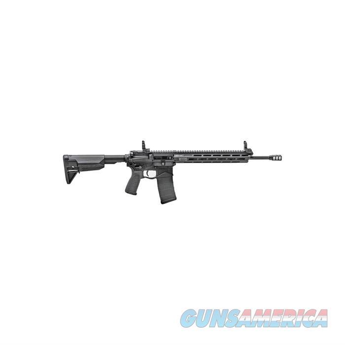 Springfield Edge 16''Bbl 556/223 30Rd Black STE916556B  Guns > Rifles > S Misc Rifles