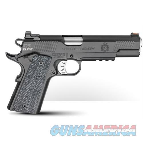 Springfield Armory 1911 Range Officer Elite Operator 9Mm Black PI9130E  Guns > Pistols > S Misc Pistols