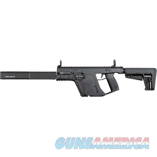 """Kriss Newco Usa Inc Vector Crb G2 9Mm 16"""" 17Rd M4 Stock Black KV90-CBL20  Guns > Rifles > K Misc Rifles"""