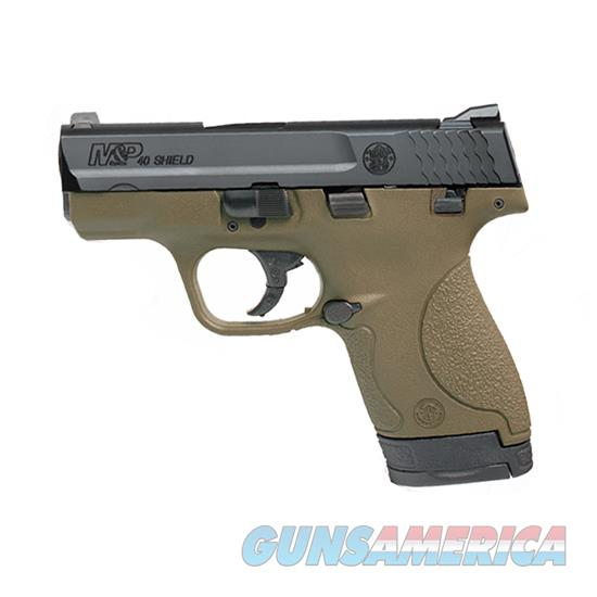 Smith & Wesson M&P Shield 40Sw 3.1 Fde 6&7Rd 10180  Guns > Pistols > S Misc Pistols