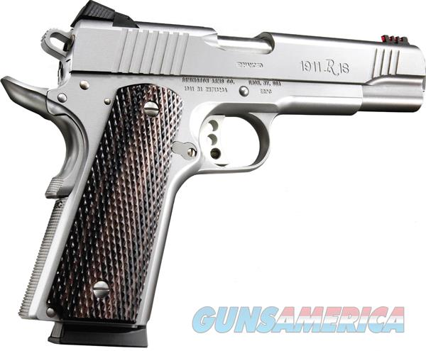 Remington Arms Co., Llc M1911 R1 Enhanced 45Acp 7Sh Ss 96329  Guns > Pistols > R Misc Pistols