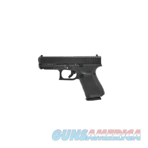 "Glock G19 Gen5 Semi-Auto Pistol, 9Mm, 4.02"" Bbl, Poly Grip, 10+1 Rnd, Ameriglo Bold Sights UA1950301AB  Guns > Pistols > G Misc Pistols"