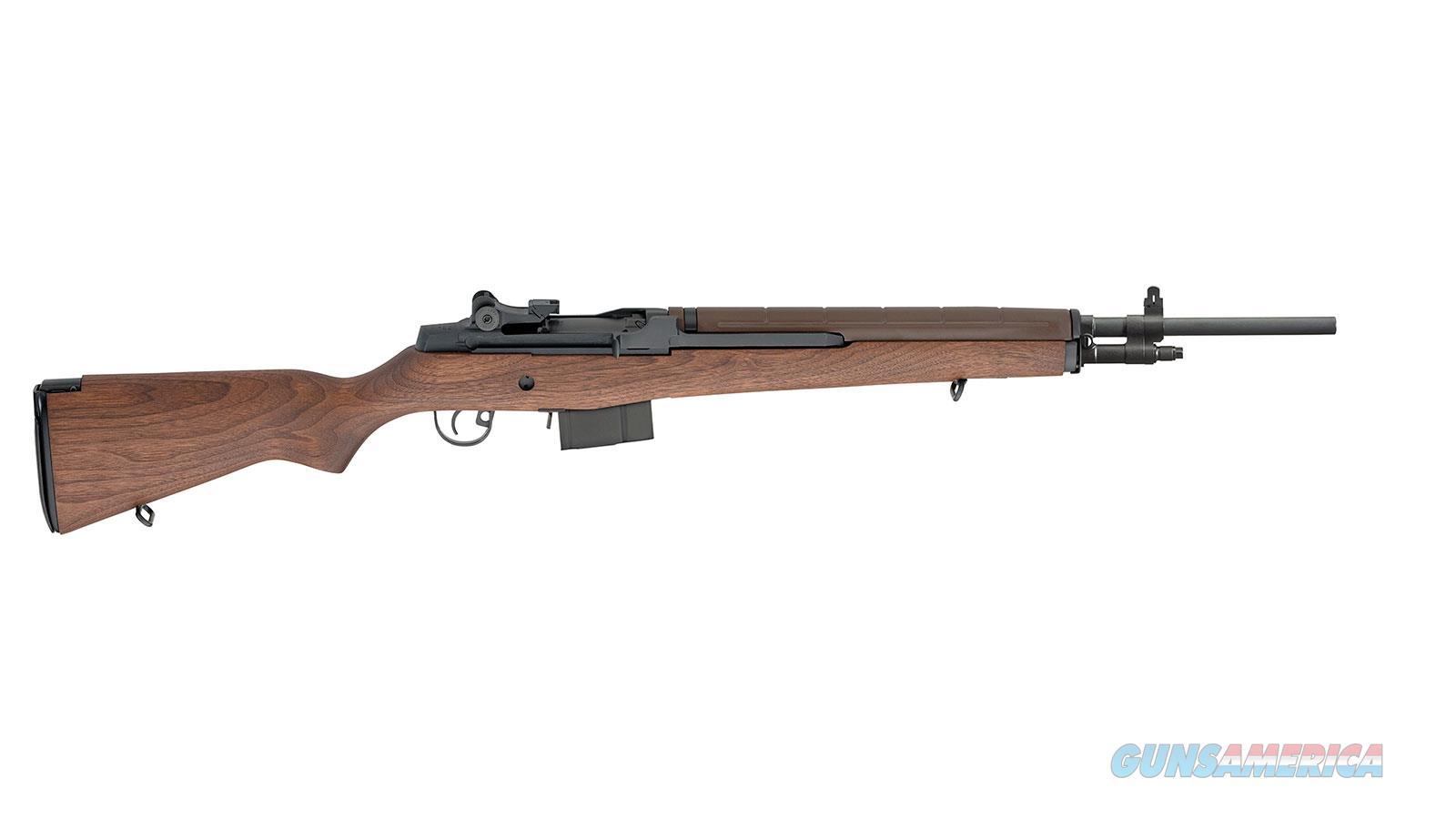 Springfield Armory M1a Loaded 308Win Walnut Ny Legal W/O Thrd MA9222NT  Guns > Rifles > S Misc Rifles