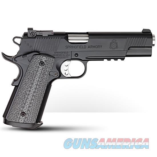 Springfield Armory Trp Operator 45Acp Blk Armory Kote Ns PC9105L18  Guns > Pistols > S Misc Pistols