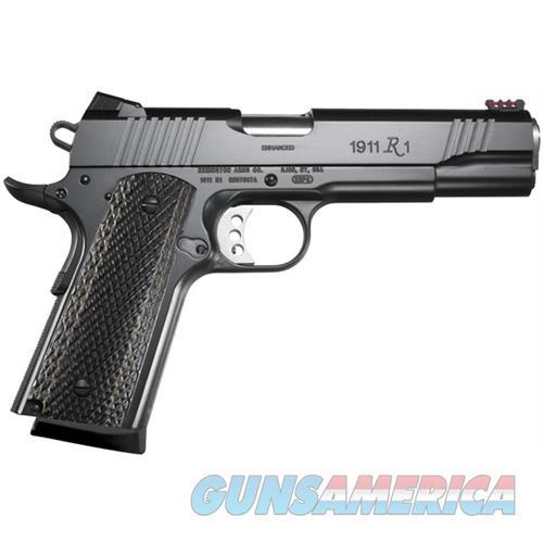 Remington Arms Co., Llc M1911 R1 Enhanced 45Acp 7Sh Blk 96328  Guns > Pistols > R Misc Pistols