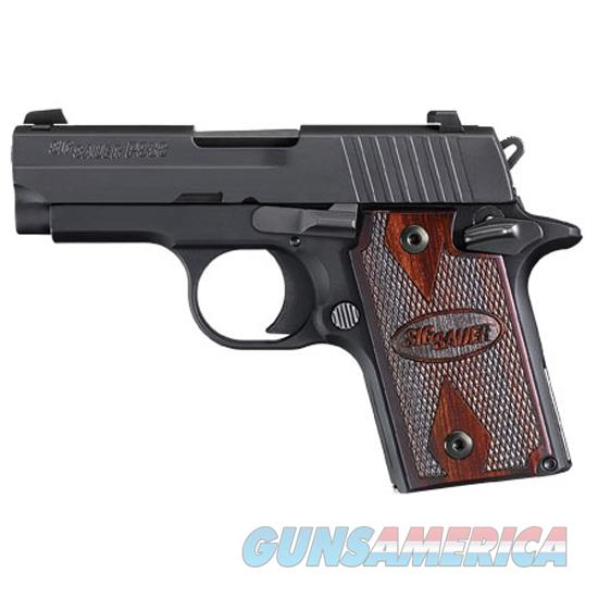 SIG SAUER P938 9MM ROSEWOOD GRIP 938M-9-RG-AMBI  Guns > Pistols > Sig - Sauer/Sigarms Pistols > Other