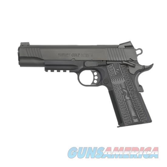Colt Combat Unit Rail Gun 9Mm 5 Nm Bbl Ns G10 O1072CCU  Non-Guns > Magazines & Clips > Pistol Magazines > Other