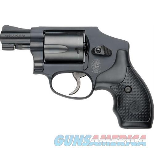 Smith & Wesson 442 Pro Revolver 38 Spl, 1.875 In, Syn Grp, 5 Rnd, Integral Front & Fixed Rear, Small Blk Frame 178041  Guns > Pistols > S Misc Pistols