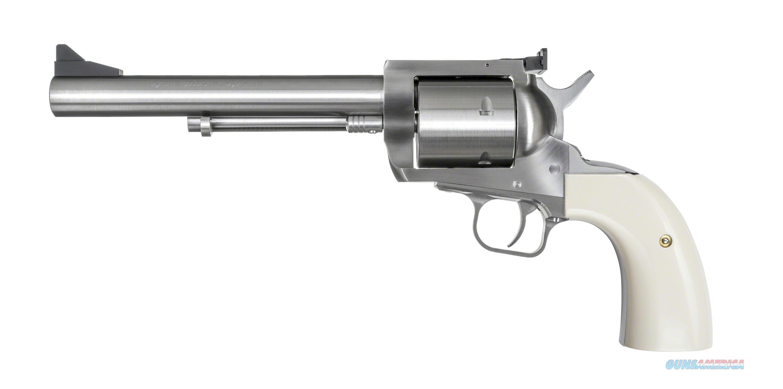 "Mr Bfr Bisley Revolver 454 Casull S/S 6.5"" 5 Shot BFR454C6B  Guns > Pistols > MN Misc Pistols"