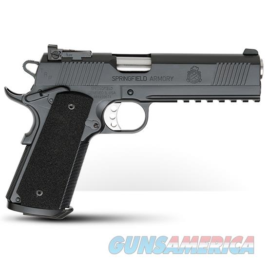 Springfield Armory Trp Operator 45Acp Blk Armory Kote Ca Legal PC9105LCA18  Guns > Pistols > S Misc Pistols