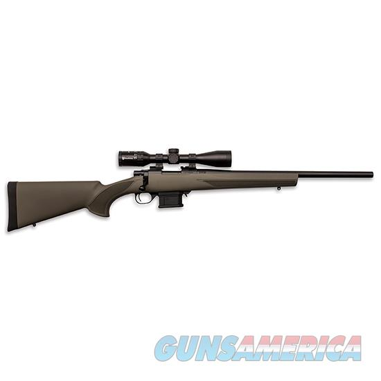 Legacy Sports Howa Miniaction 223Rem Green Combo HMP60203+  Guns > Rifles > L Misc Rifles