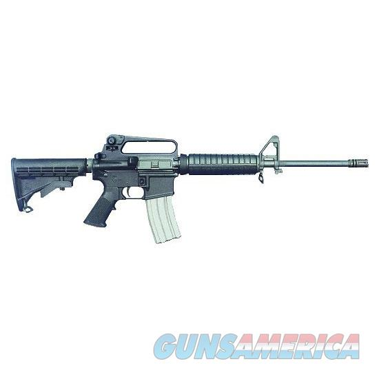 "Bushmaster 90212 Xm-15 Carbine Semi-Automatic 223 Remington/5.56 Nato 16"" Hb 30+1 6-Position Black Stk Black 90212  Guns > Rifles > B Misc Rifles"