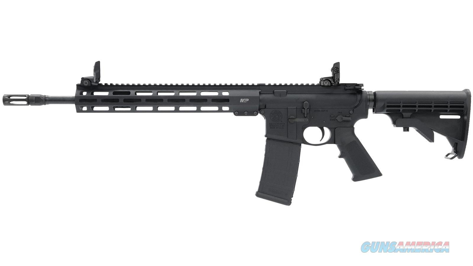 "Smith & Wesson M&P15t 5.56 16"" 30Rd 11600  Guns > Rifles > S Misc Rifles"
