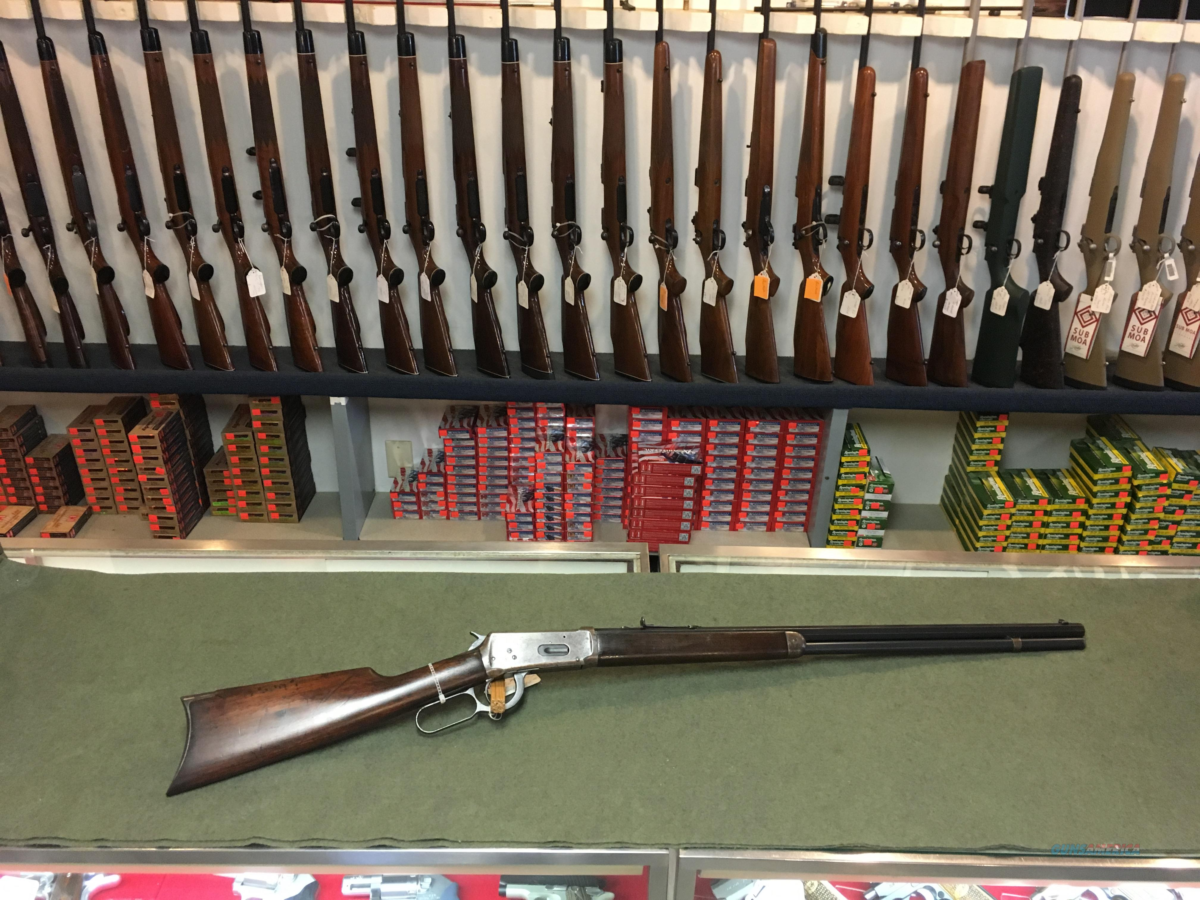 WINCHESTER 1894 .32-40 CAL MFG 1910  Guns > Rifles > Winchester Rifles - Modern Lever > Other Lever > Pre-64