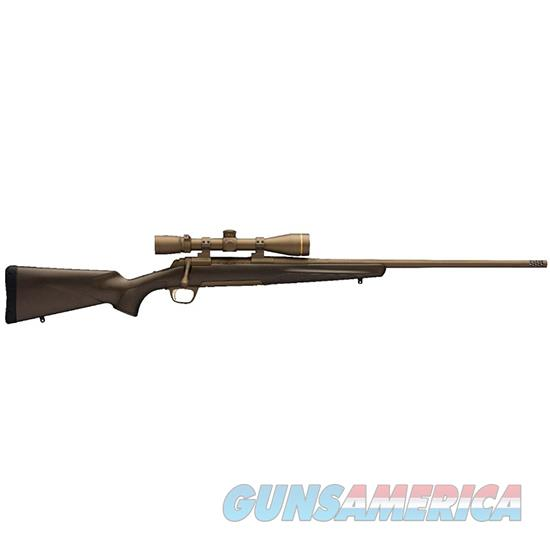 Browning Xbolt Pro 270Win 22 Fluted Bbl Burnt Bronze 035418224  Guns > Rifles > B Misc Rifles
