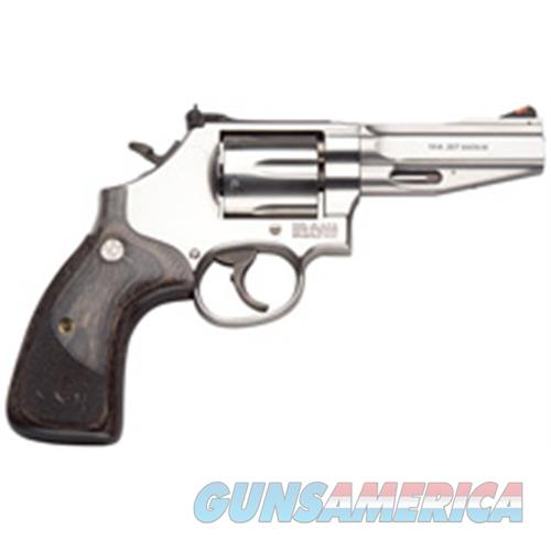 Smith & Wesson Pc Pro Series 686Ssr 357Mag 4 Ss As Wood 178012  Guns > Pistols > S Misc Pistols