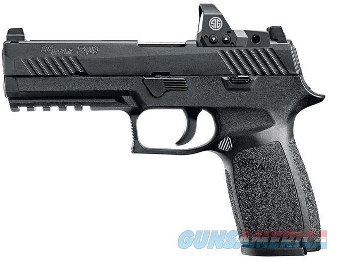 """Sig Sauer P320 Full Rx 9Mm 4.7"""" 10Rd 320F9BSSRX10  Guns > Pistols > S Misc Pistols"""