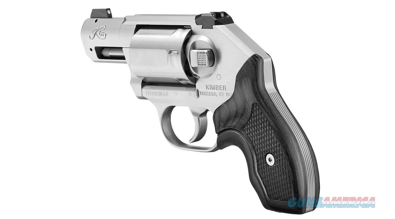 NEW IN BOX KIMBER K6S STAINLESS (LG)  Guns > Pistols > Kimber of America Pistols > Revolvers