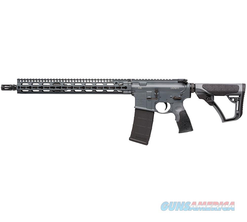 "Daniel Defense M4v11 Gry 5.56 16"" 30Rd 02-151-23026-047  Guns > Rifles > D Misc Rifles"