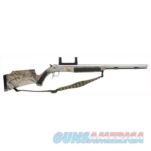 "Cva Accura V2 Rifle .50 27"" Ss/Apg Hd W/Scope Mnt PR3112SM  Guns > Rifles > C Misc Rifles"