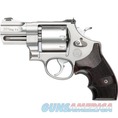Smith & Wesson 627 357Mag +P 2 5/8 8Rd Ss Wood Grip 170133  Guns > Pistols > S Misc Pistols