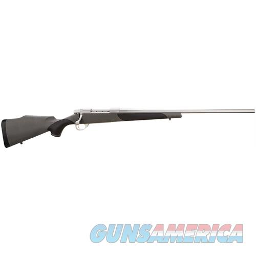 """Weatherby Vgs306sr4o Vanguard Series 2 Bolt 30-06 Springfield 24"""" 5+1 Synthetic W/Rubber Panels Gray Stk Stainless Steel VGS306SR4O  Guns > Rifles > W Misc Rifles"""