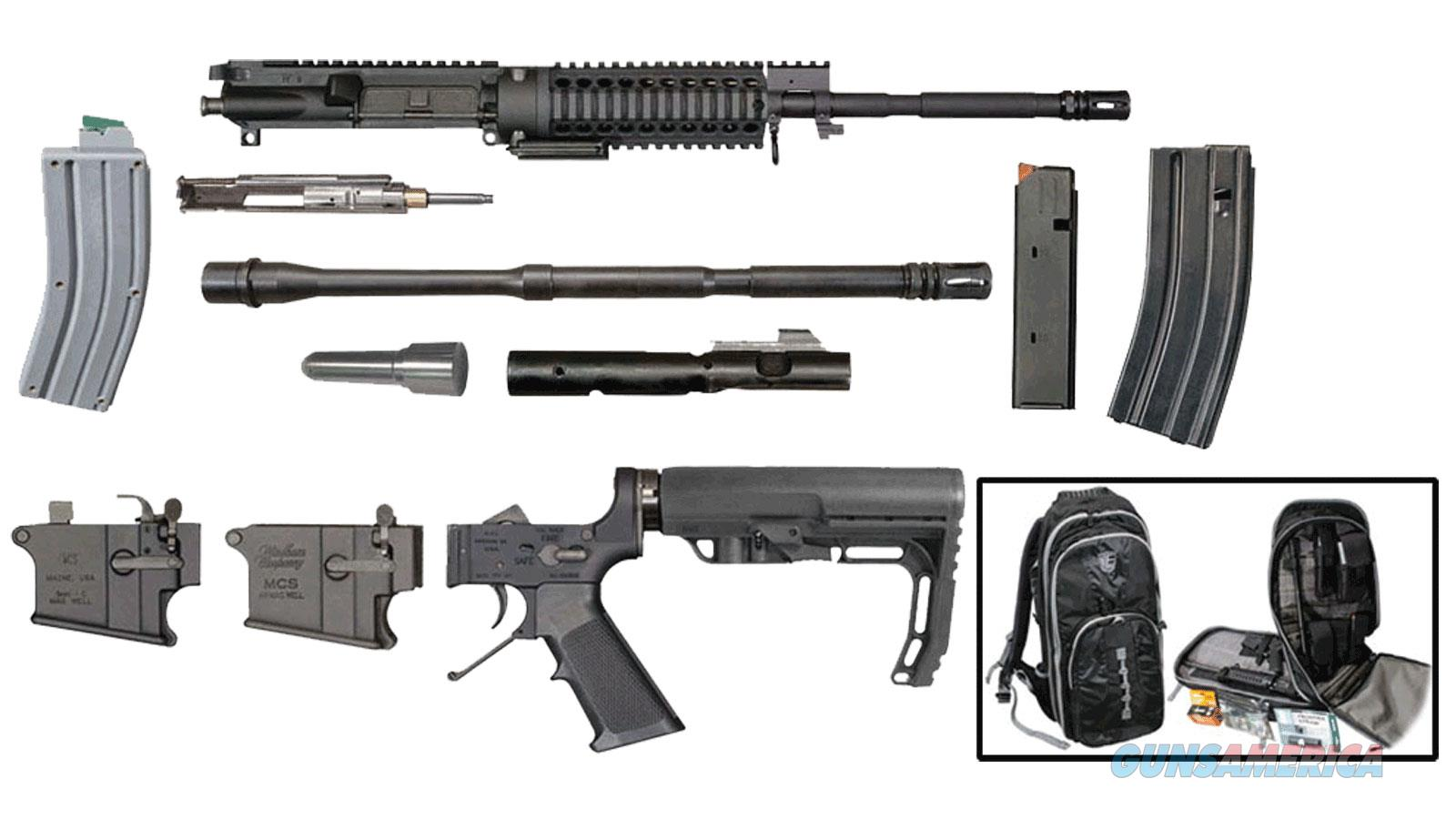 Windham Weaponry Bug Out Bag Rifle System RMCSBOB  Guns > Rifles > W Misc Rifles