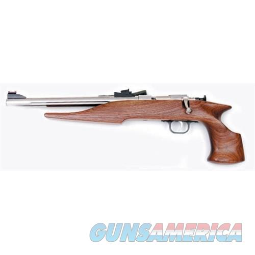 Keystone Sporting Arms 22Lr Pistol Ss/Walnut 40101  Guns > Pistols > K Misc Pistols