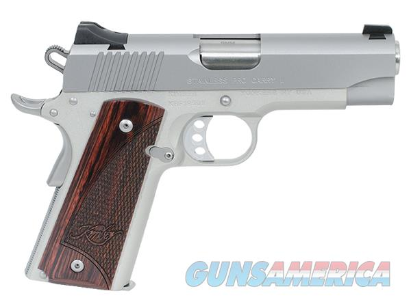 KIMBER 9MM STAINLESS PRO CARRY KIM3200323  Guns > Pistols > K Misc Pistols