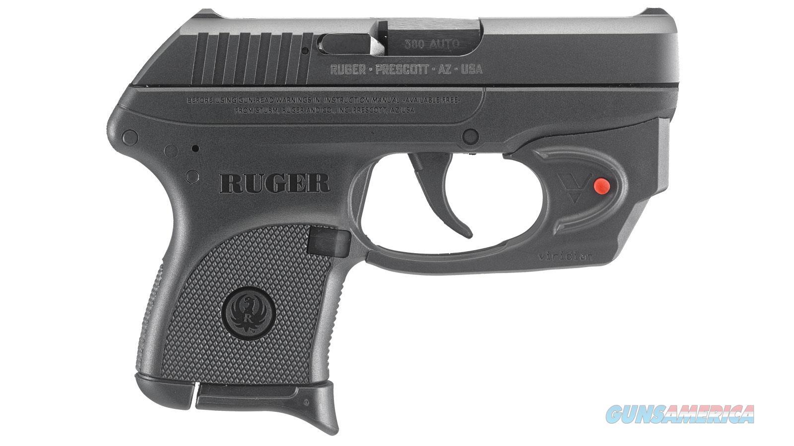 Ruger Centerfire Pistol Lcp~ 380 Auto 2.75''Bbl Blued 3752  Guns > Pistols > R Misc Pistols